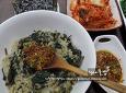 한겨울에 먹는 향긋한 봄맛, 산나물밥~