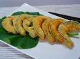 달타령호박튀김~~ 색다른 호박 맛이 한가득 !