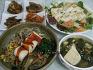 한 그릇 밥, 연두부 비빔밥과 방아잎 찌개