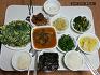 김장 준비, 텃밭 채소로 만든 저녁 만찬