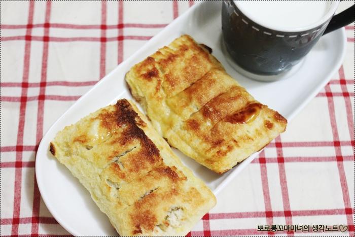 [식빵고구마파이] 엄마표간식 -식빵고구마파이-
