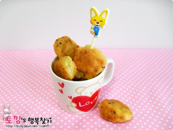 아이간식) 두부의 재발견~ 고소한 두부 과자!!!
