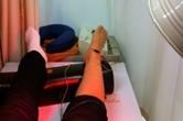 발목 부상, 남편의 역지사지 정신 훈련 기회