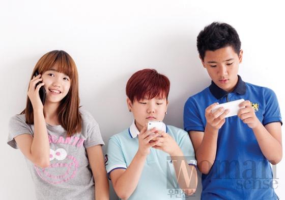 스마트폰이 아이 건강에 미치는 영향