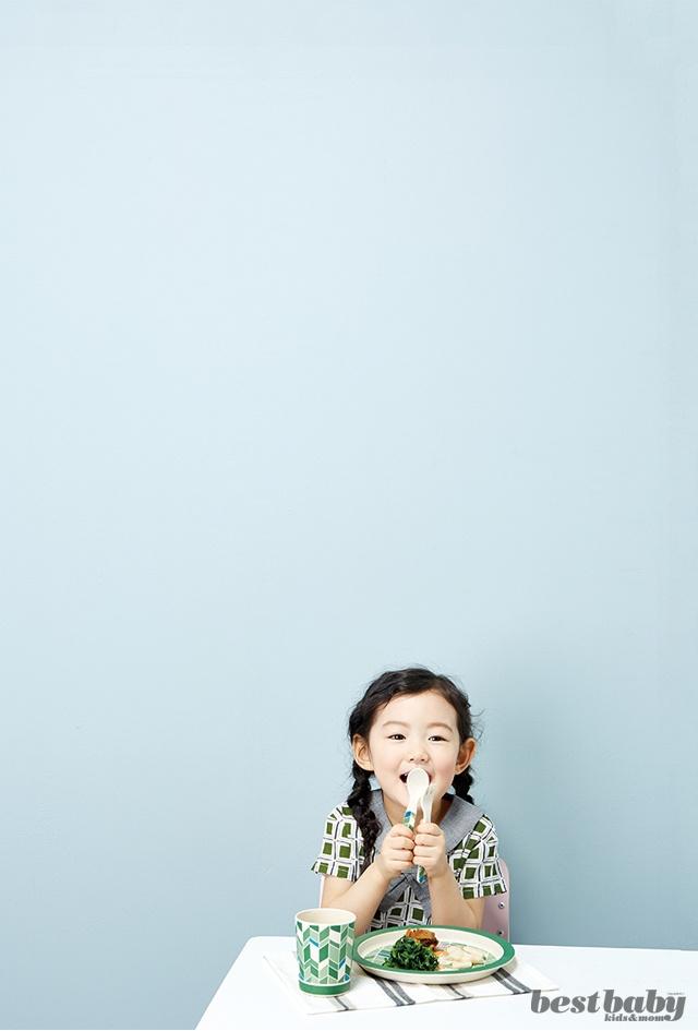 유아식단 구성의 기본 원칙